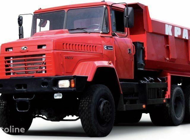 КрАЗ 65032, объемом двигателя 0 л и пробегом 1 тыс. км за 0 $, фото 1 на Automoto.ua