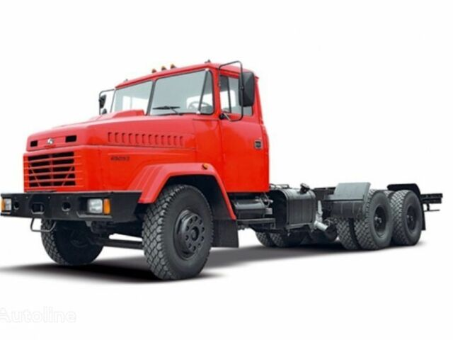 КрАЗ 65053, объемом двигателя 0 л и пробегом 1 тыс. км за 0 $, фото 1 на Automoto.ua