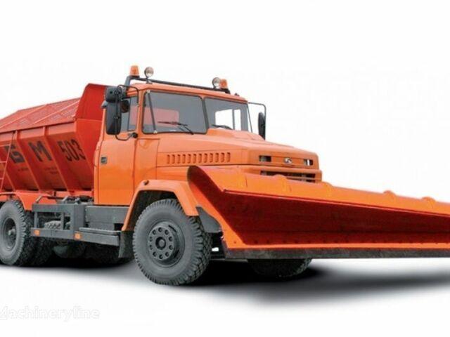КрАЗ 65055, объемом двигателя 0 л и пробегом 1 тыс. км за 0 $, фото 1 на Automoto.ua