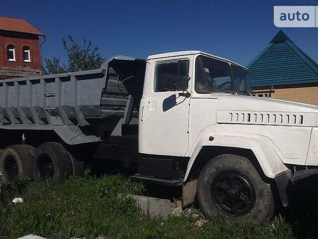 Белый КрАЗ 6510, объемом двигателя 0 л и пробегом 44 тыс. км за 4500 $, фото 1 на Automoto.ua