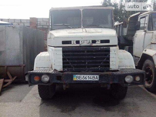 Білий КрАЗ 6510, об'ємом двигуна 13.5 л та пробігом 500 тис. км за 6500 $, фото 1 на Automoto.ua