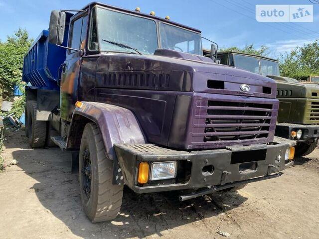 Фиолетовый КрАЗ 6510, объемом двигателя 0.25 л и пробегом 350 тыс. км за 8500 $, фото 1 на Automoto.ua