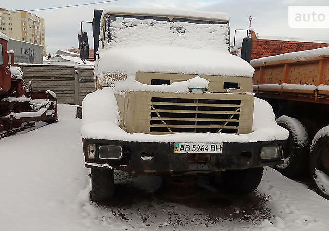 Бежевий КрАЗ 65101, об'ємом двигуна 14.86 л та пробігом 10 тис. км за 7500 $, фото 1 на Automoto.ua
