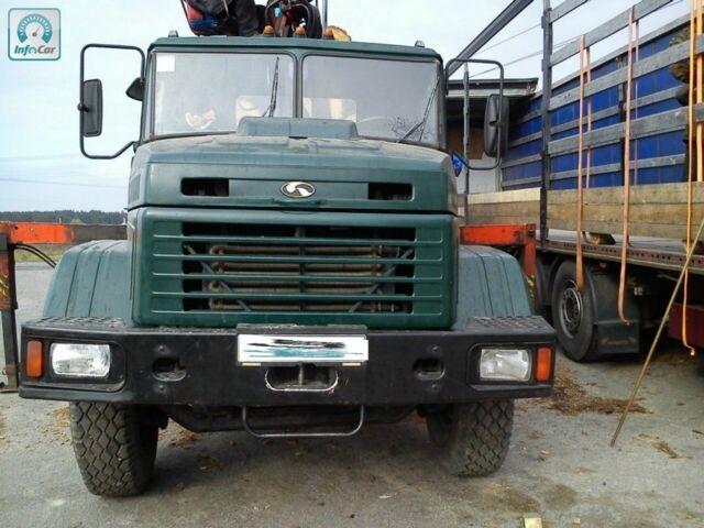 Зелений КрАЗ 65101, об'ємом двигуна 14.9 л та пробігом 65 тис. км за 36000 $, фото 1 на Automoto.ua