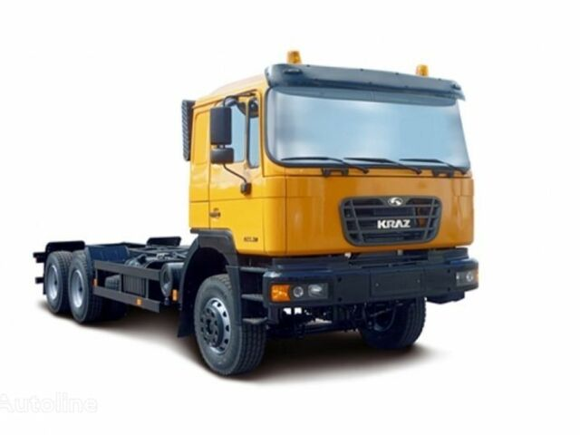 КрАЗ H23.2M, объемом двигателя 0 л и пробегом 1 тыс. км за 0 $, фото 1 на Automoto.ua
