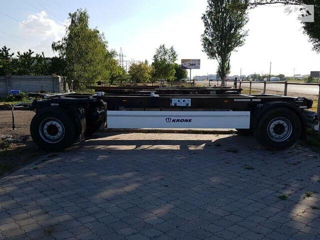 Черный Кроне БДФ, объемом двигателя 0 л и пробегом 1 тыс. км за 8400 $, фото 1 на Automoto.ua