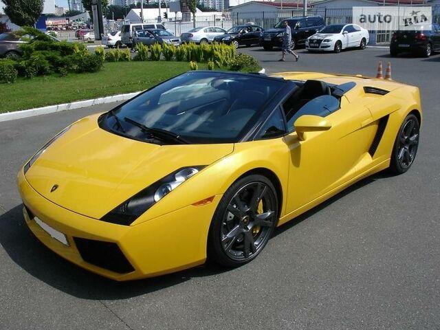 Ламборджині Gallardo, об'ємом двигуна 5 л та пробігом 2 тис. км за 150000 $, фото 1 на Automoto.ua