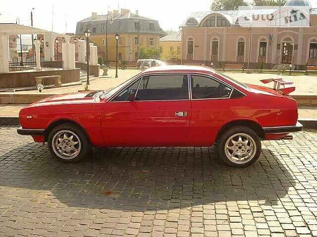 Красный Лянча Бета, объемом двигателя 1.6 л и пробегом 73 тыс. км за 6500 $, фото 1 на Automoto.ua