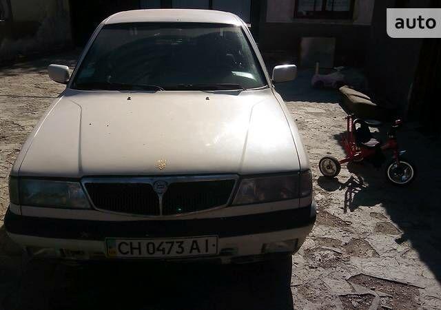Білий Лянча Dedra, об'ємом двигуна 1.9 л та пробігом 100 тис. км за 1500 $, фото 1 на Automoto.ua