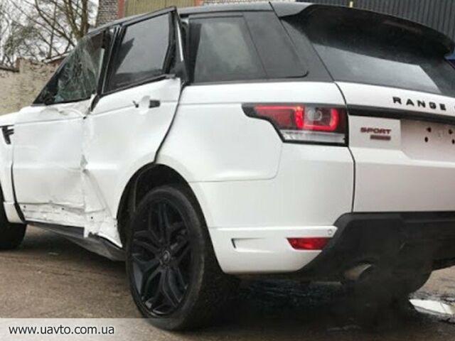 Белый Ленд Ровер Рендж Ровер Спорт, объемом двигателя 4.4 л и пробегом 1 тыс. км за 0 $, фото 1 на Automoto.ua
