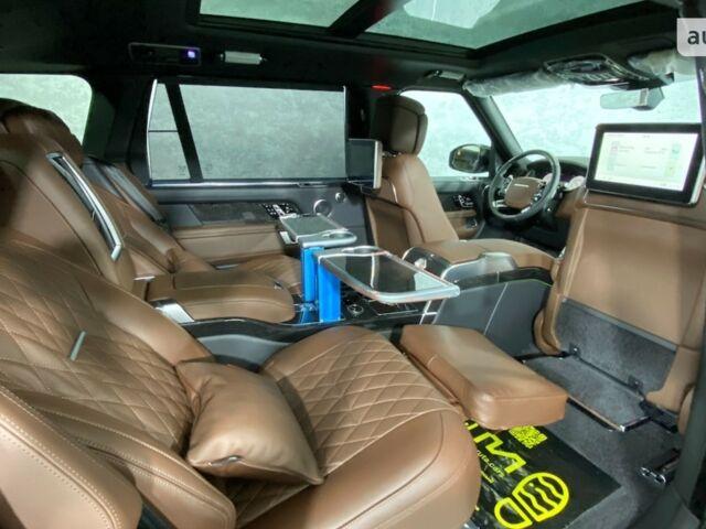купить новое авто Ленд Ровер Рендж Ровер 2021 года от официального дилера MARUTA.CARS Ленд Ровер фото