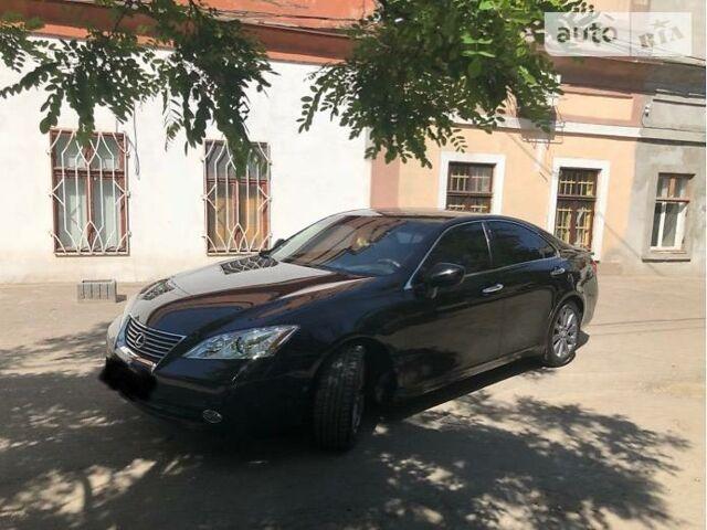 Чорний Лексус ЕС, об'ємом двигуна 3.5 л та пробігом 116 тис. км за 14900 $, фото 1 на Automoto.ua