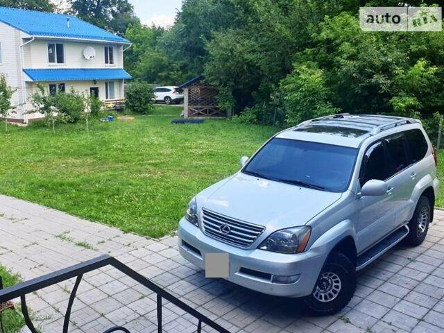Серый Лексус ГХ, объемом двигателя 4.7 л и пробегом 270 тыс. км за 25000 $, фото 1 на Automoto.ua