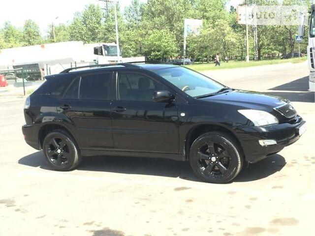 Черный Лексус РХ, объемом двигателя 3.5 л и пробегом 218 тыс. км за 18000 $, фото 1 на Automoto.ua