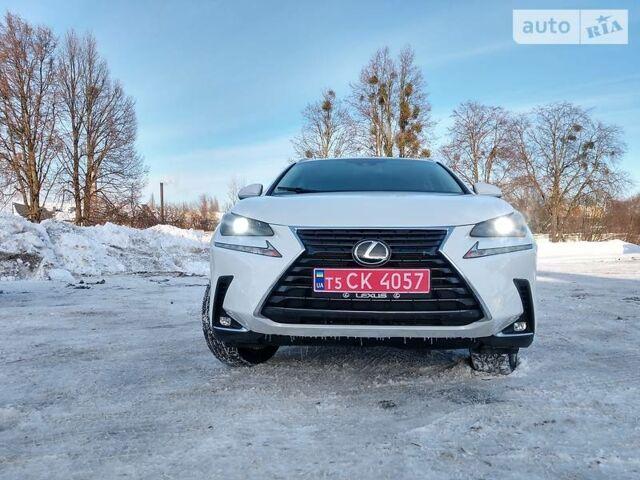 Білий Лексус NX 300, об'ємом двигуна 0 л та пробігом 50 тис. км за 27499 $, фото 1 на Automoto.ua