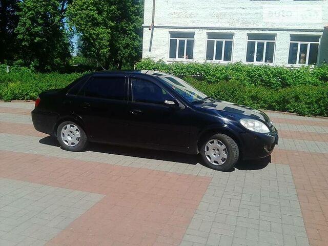 Черный Лифан 520, объемом двигателя 1.34 л и пробегом 87 тыс. км за 2350 $, фото 1 на Automoto.ua