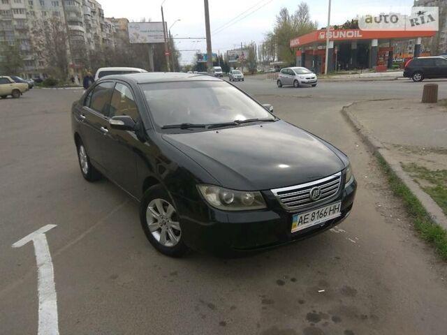 Черный Лифан 620, объемом двигателя 1.6 л и пробегом 126 тыс. км за 6000 $, фото 1 на Automoto.ua