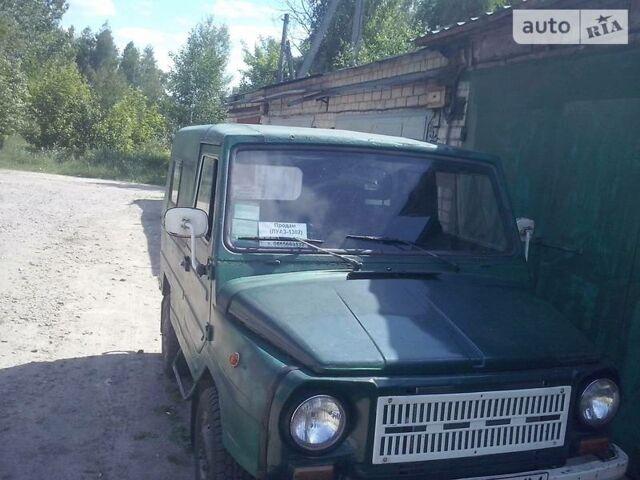 Зеленый ЛуАЗ 1302, объемом двигателя 0 л и пробегом 90 тыс. км за 0 $, фото 1 на Automoto.ua
