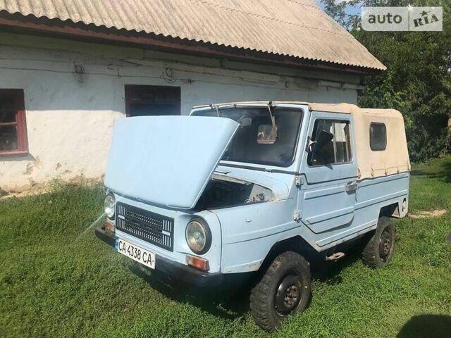 Голубой ЛуАЗ 696, объемом двигателя 1.2 л и пробегом 15 тыс. км за 1654 $, фото 1 на Automoto.ua