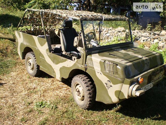 Зеленый ЛуАЗ 967, объемом двигателя 1.2 л и пробегом 8 тыс. км за 3000 $, фото 1 на Automoto.ua