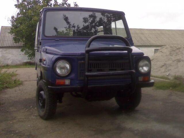 Синій ЛуАЗ 969, об'ємом двигуна 1 л та пробігом 100 тис. км за 1200 $, фото 1 на Automoto.ua