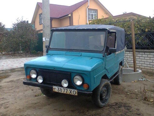 Синій ЛуАЗ 969, об'ємом двигуна 1.2 л та пробігом 1 тис. км за 750 $, фото 1 на Automoto.ua
