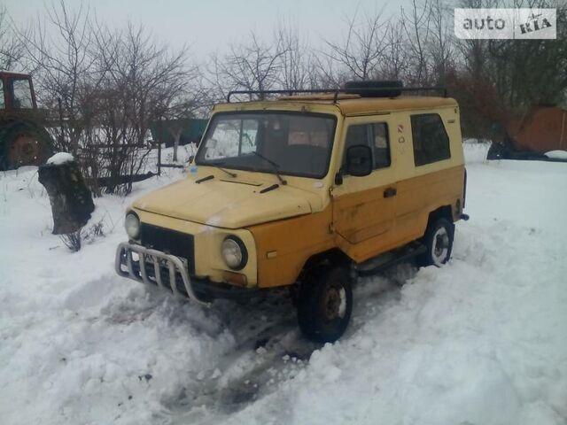 Оранжевый ЛуАЗ 969, объемом двигателя 0 л и пробегом 100 тыс. км за 1100 $, фото 1 на Automoto.ua