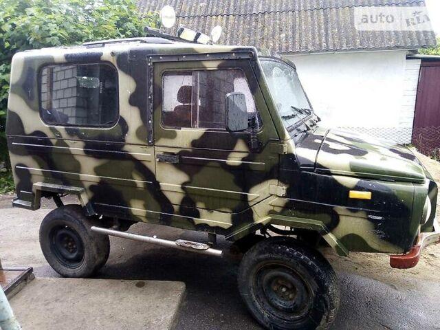Бежевый ЛуАЗ 969М, объемом двигателя 1.2 л и пробегом 3 тыс. км за 1600 $, фото 1 на Automoto.ua