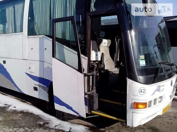 Белый МАН 11.190, объемом двигателя 6.9 л и пробегом 960 тыс. км за 21200 $, фото 1 на Automoto.ua