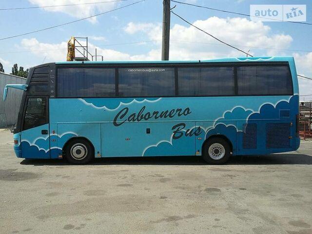 Синий МАН 11.220, объемом двигателя 6.8 л и пробегом 50 тыс. км за 22000 $, фото 1 на Automoto.ua