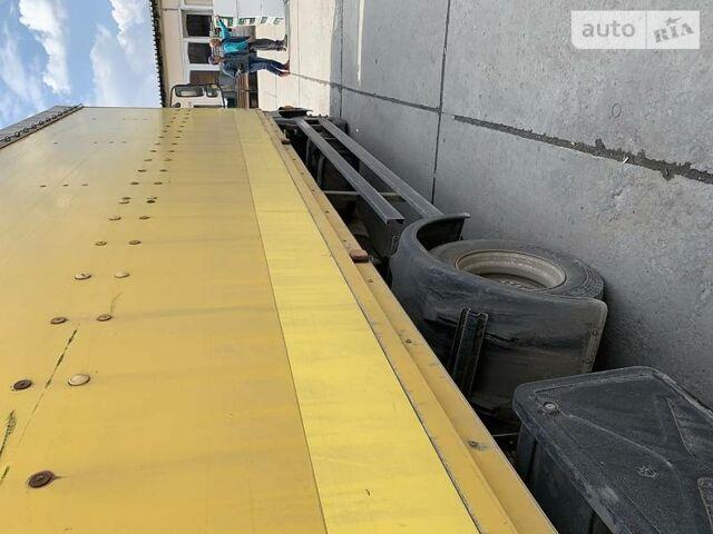 Оранжевый МАН 12.224, объемом двигателя 6.9 л и пробегом 600 тыс. км за 10000 $, фото 1 на Automoto.ua