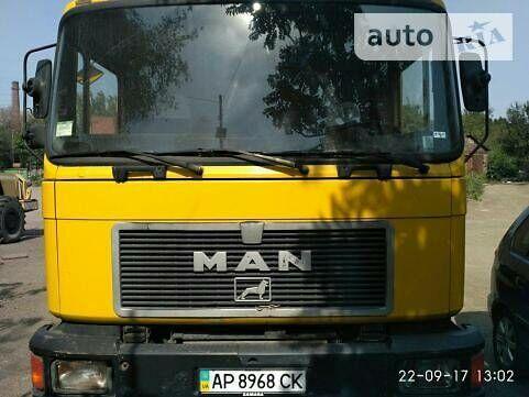 МАН 14.272, объемом двигателя 6.87 л и пробегом 300 тыс. км за 7800 $, фото 1 на Automoto.ua