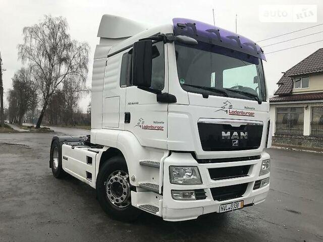 Белый МАН 18.440, объемом двигателя 10.8 л и пробегом 880 тыс. км за 16950 $, фото 1 на Automoto.ua