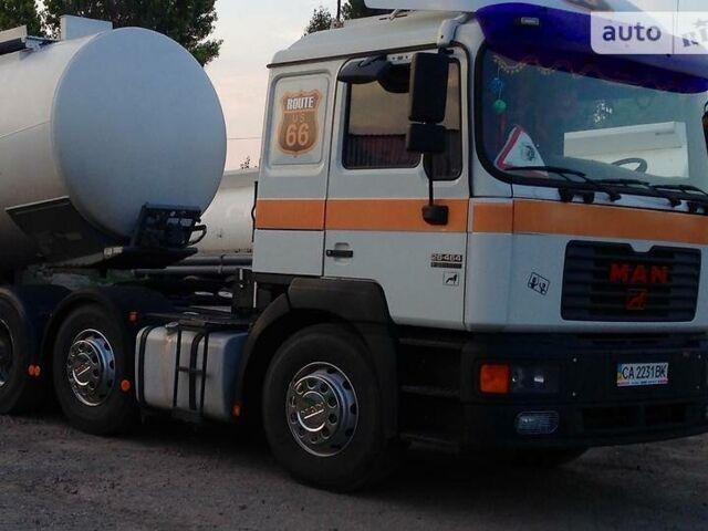 Белый МАН 26.464, объемом двигателя 12 л и пробегом 1 тыс. км за 8000 $, фото 1 на Automoto.ua