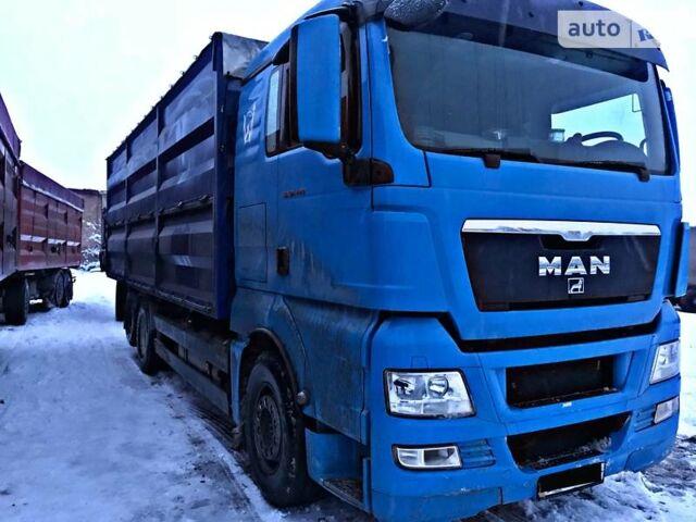Синій МАН 26.480, об'ємом двигуна 0 л та пробігом 900 тис. км за 48000 $, фото 1 на Automoto.ua