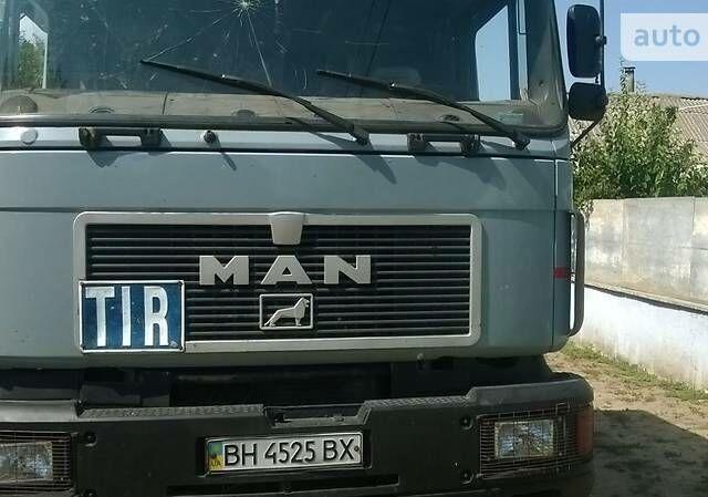 МАН 8, объемом двигателя 0 л и пробегом 200 тыс. км за 14000 $, фото 1 на Automoto.ua