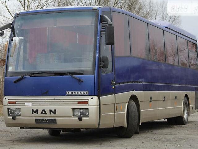 МАН Маго, объемом двигателя 0 л и пробегом 338 тыс. км за 13000 $, фото 1 на Automoto.ua