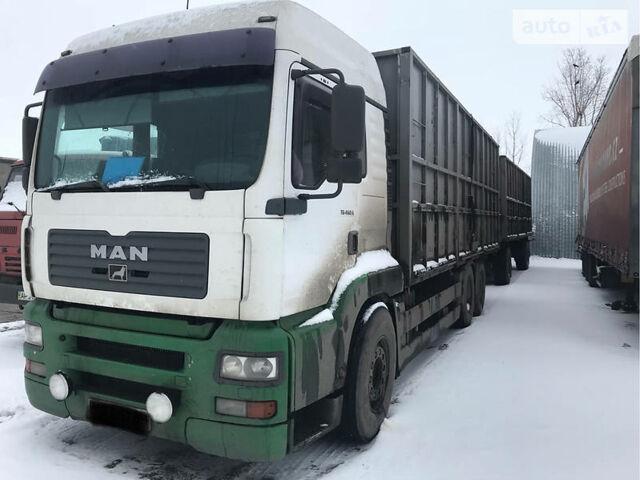 МАН ТГА, объемом двигателя 0 л и пробегом 550 тыс. км за 35000 $, фото 1 на Automoto.ua