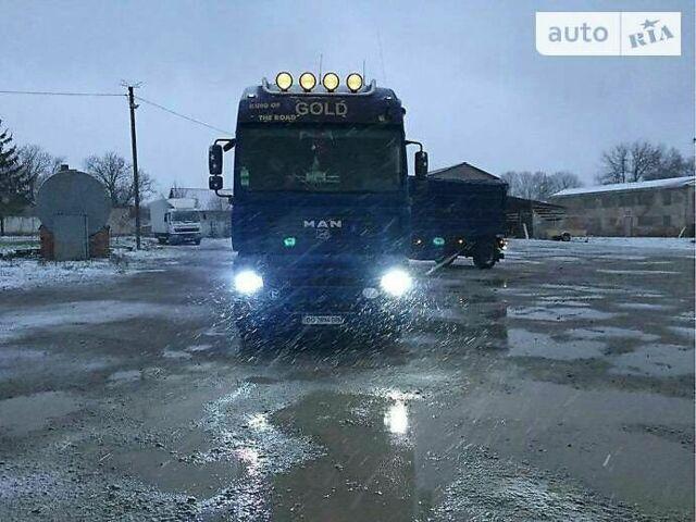 Синий МАН ТГА, объемом двигателя 0 л и пробегом 1 тыс. км за 25000 $, фото 1 на Automoto.ua