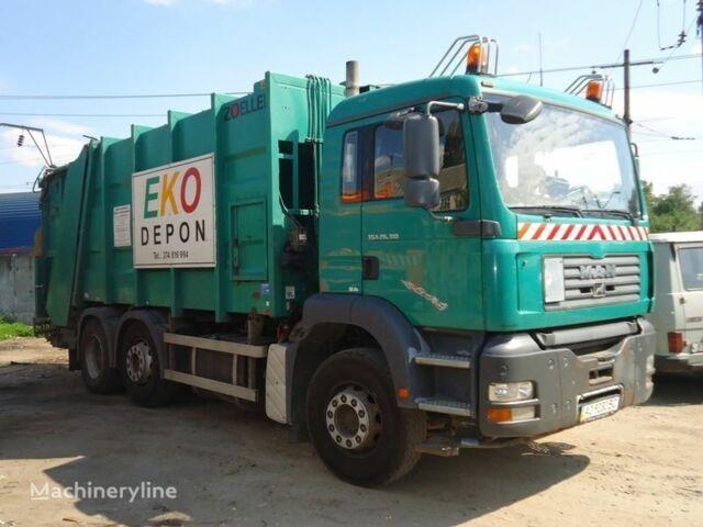 Зелений МАН TGA, об'ємом двигуна 0 л та пробігом 230 тис. км за 49261 $, фото 1 на Automoto.ua