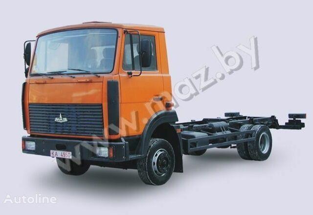 МАЗ 4370, об'ємом двигуна 0 л та пробігом 1 тис. км за 0 $, фото 1 на Automoto.ua
