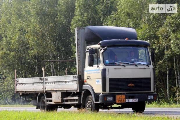 МАЗ 437043, объемом двигателя 0 л и пробегом 1 тыс. км за 0 $, фото 1 на Automoto.ua