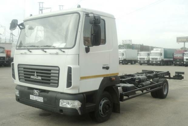 МАЗ 4371N2, объемом двигателя 4.75 л и пробегом 1 тыс. км за 41200 $, фото 1 на Automoto.ua
