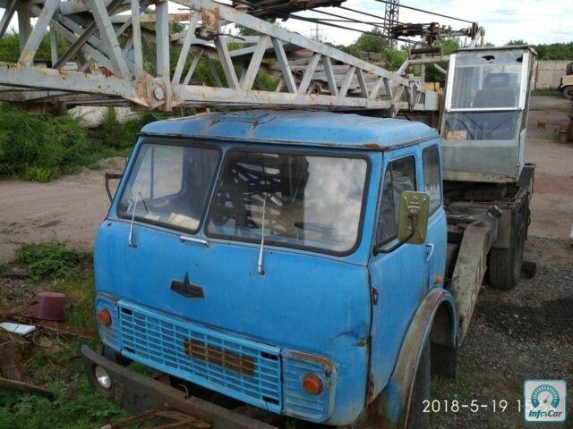 МАЗ 5334, объемом двигателя 14 л и пробегом 10 тыс. км за 5207 $, фото 1 на Automoto.ua