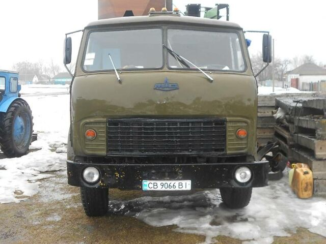 Зелений МАЗ 5334, об'ємом двигуна 11.15 л та пробігом 90 тис. км за 6500 $, фото 1 на Automoto.ua