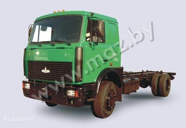 Зелений МАЗ 5336, об'ємом двигуна 0 л та пробігом 1 тис. км за 0 $, фото 1 на Automoto.ua