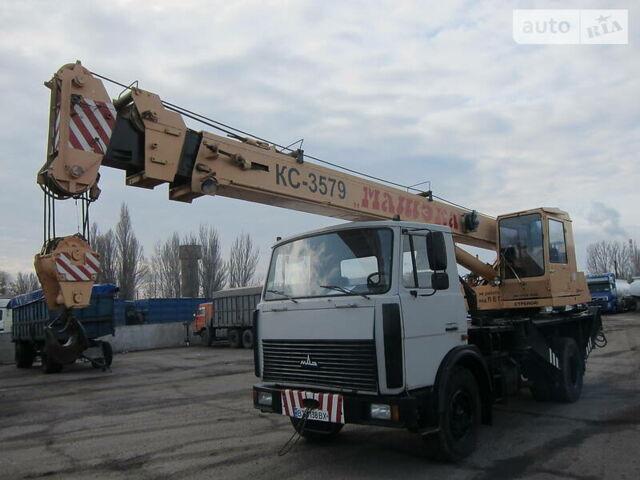 Серый МАЗ 5337, объемом двигателя 0 л и пробегом 9 тыс. км за 36000 $, фото 1 на Automoto.ua