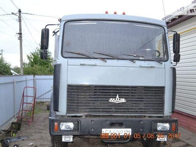 МАЗ 53371, объемом двигателя 11.2 л и пробегом 1000 тыс. км за 12600 $, фото 1 на Automoto.ua