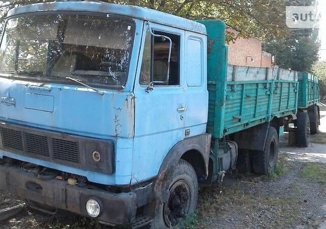 Синій МАЗ 53371, об'ємом двигуна 14.86 л та пробігом 65 тис. км за 2219 $, фото 1 на Automoto.ua