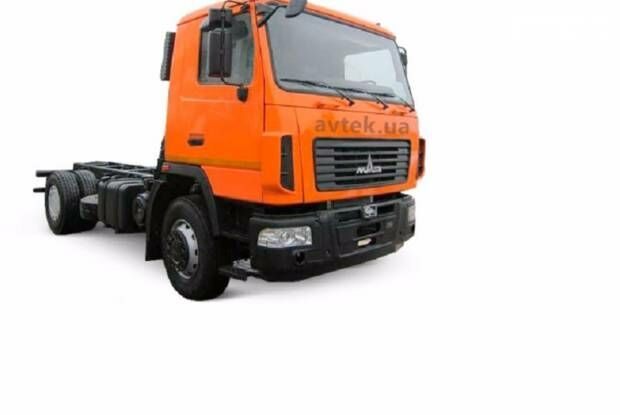 МАЗ 5340C2, об'ємом двигуна 0 л та пробігом 1 тис. км за 49637 $, фото 1 на Automoto.ua